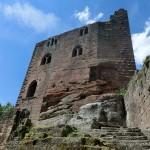Burgturm der Nouveau Windstein