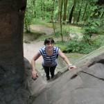 Die Kletterdesi :)