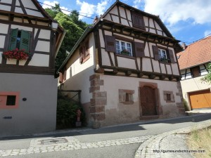 Fachwerkdorf Oberbronn