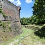 Hohe Burgmauern