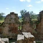 Reste der Burgmauern von Windstein