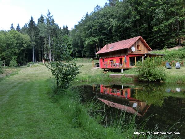 Ferienhaus in Reipertswiller