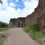 Der Weg zum Tor